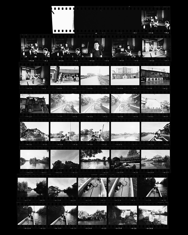 """Sentimental Journey - The Complete Contact Sheets"", 1971/2015"