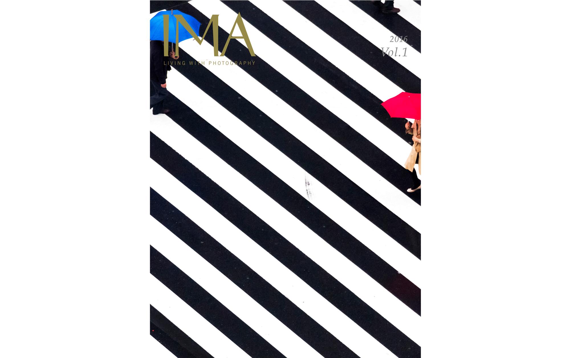 IMA English edition Vol.1