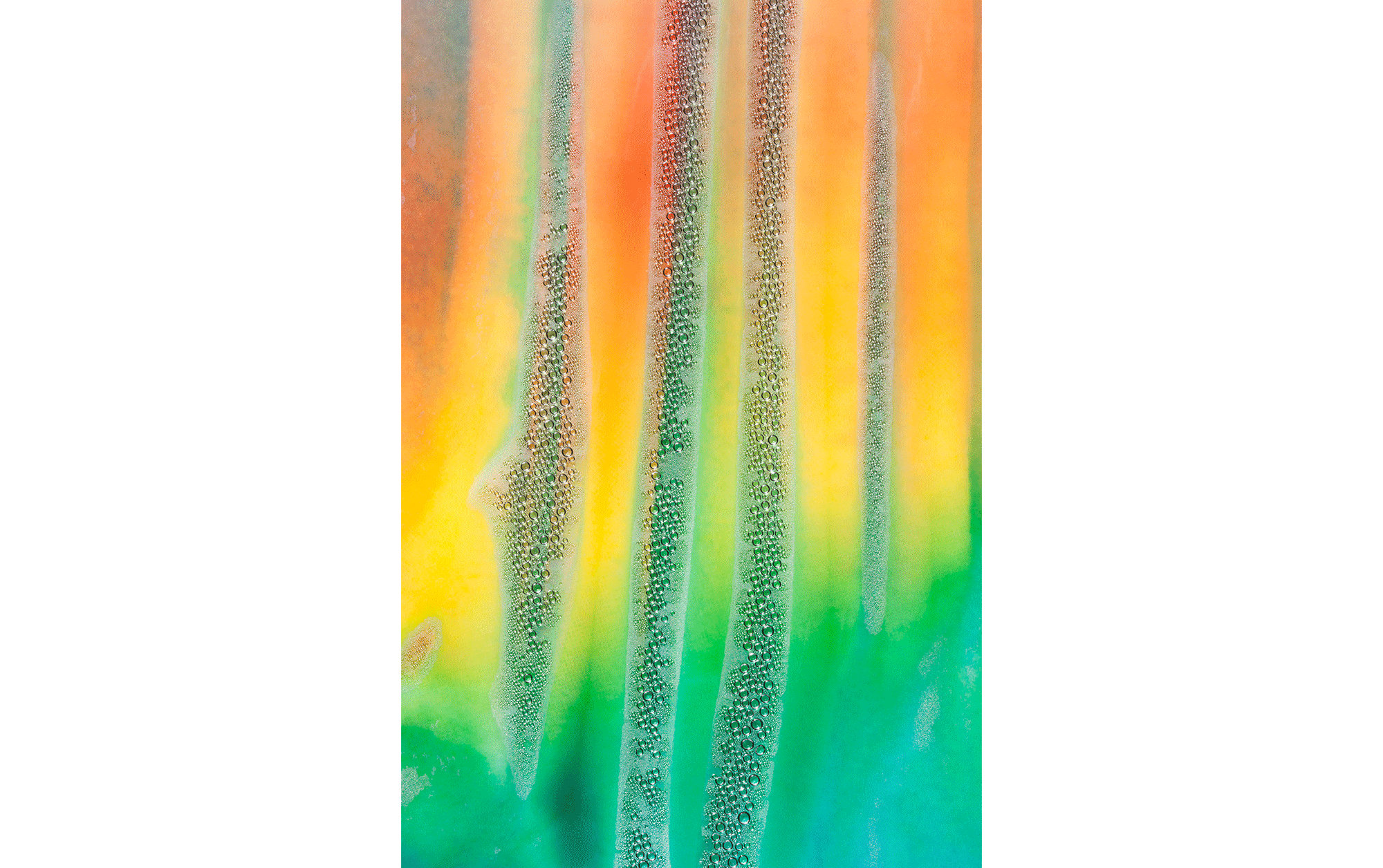 Untitled(Melting Rainbows 054)© Taisuke Koyama