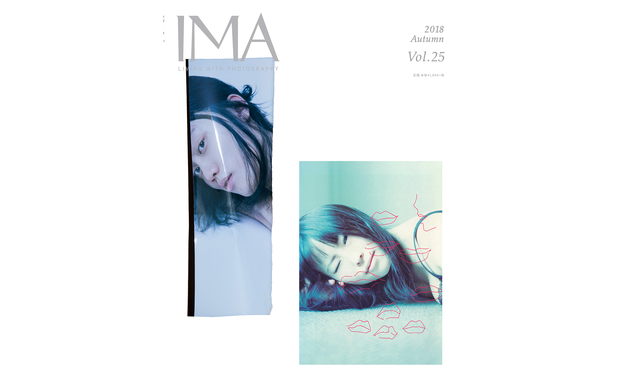 IMA 2018 Autumn Vol.25 © Mayumi Hosokura © HIROMIX