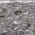 Diorama Map Tokyo 2014 Courtesy of Michael Hoppen Gallery