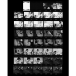 """Sentimental Journey ― The Complete Contact Sheets"""