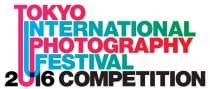 TOKYO INTERNATIONAL PHOTOGRAPHY FESTIVAL COMPETITION 2016