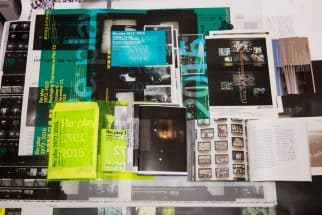 森大志郎デザイン講座「印刷物を考える:観察/批評 ⇆ 設計/制作」