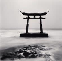 Torii Gate, Study 2 Shosanbetsu, Hokkaido, Japan.