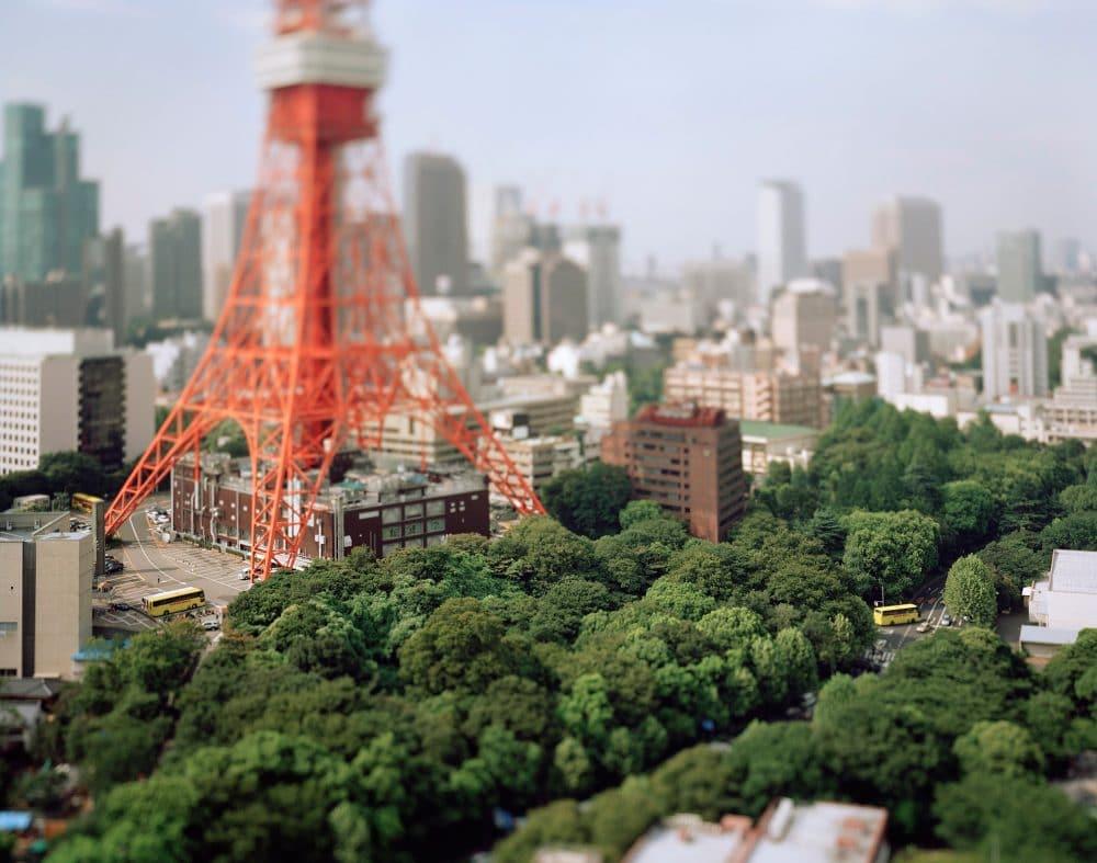 東京タワー 東京 日本 2005