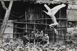 Eikoh Hosoe, Kamaitachi #17, 1965, printed 1971; collection of the Sack Photographic Trust