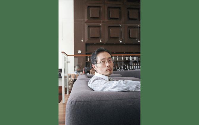 文學者の肖像