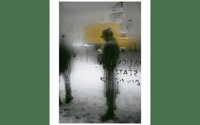 ソール・ライター ≪雪≫ 1960年 ソール・ライター財団蔵