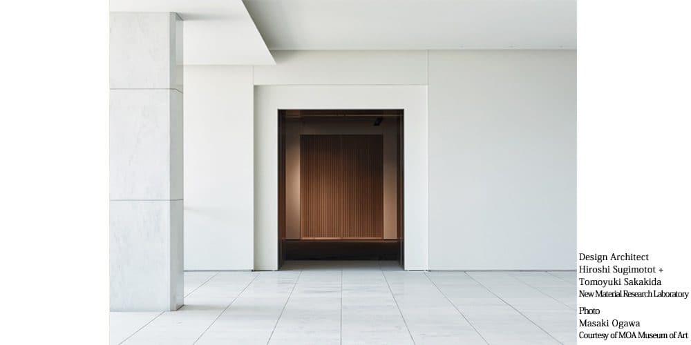 杉本博司×橋本麻里「熱海のMOA美術館に行ったことがありますか?」