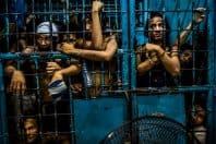 DAYS国際フォトジャーナリズム大賞2017 第2位「シリア・アレッポ 瓦礫からの救出現場」アミール・アルハビ/AFP