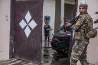 DAYS国際フォトジャーナリズム大賞2017 第1位「イラク軍特殊部隊とISとの攻防」ローレン・ファン・デル・ストック/ル・モンド