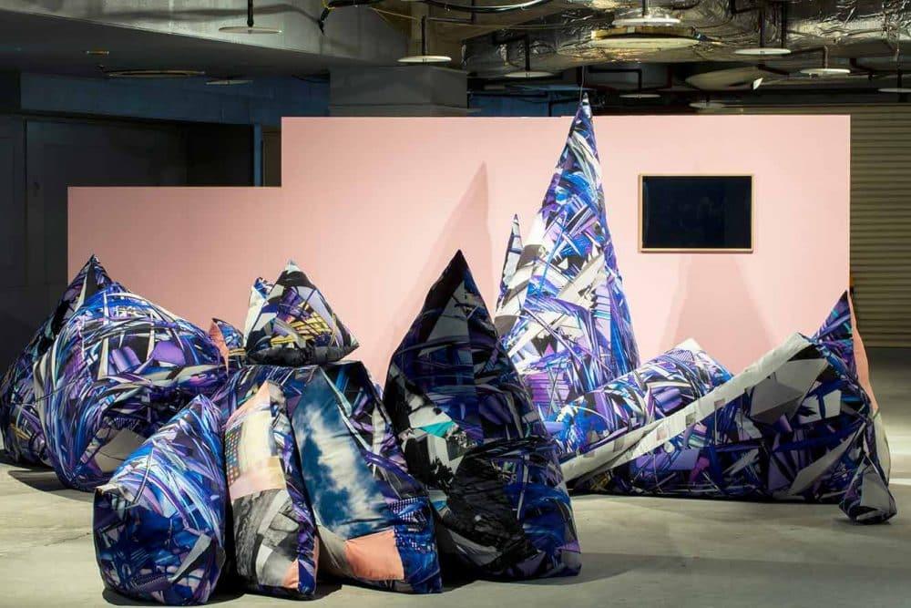 「Waste Park」あいちトリエンナーレ2016 展示風景