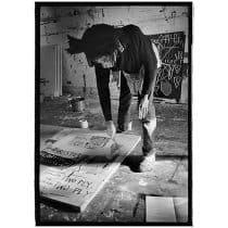 Jean-Michel Basquiat © Roland Hagenberg