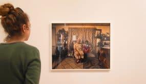 ディアーナ・ローソンの展示風景