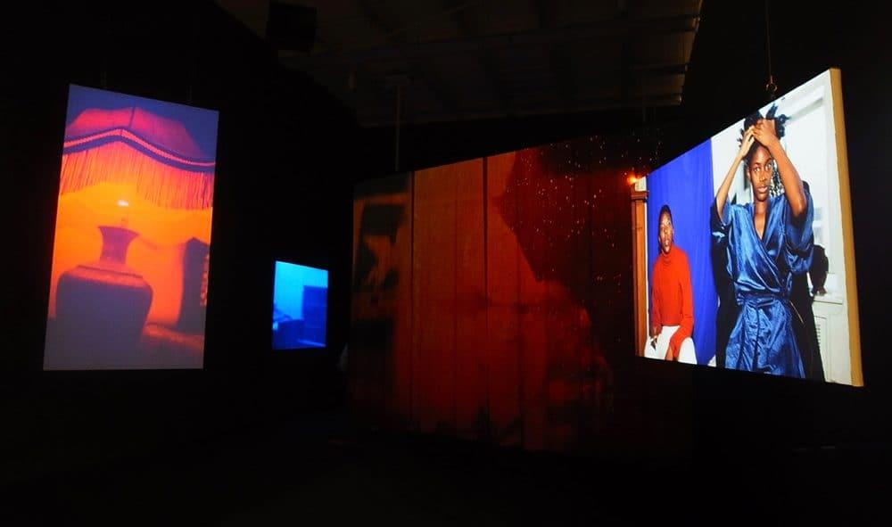 ライル・アシュトン・ハリスの展示風景