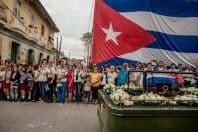 トマス・ムニタ(チリ、ニューヨークタイムズに提供) 2016年12月1日(サンタクララ、キューバ)