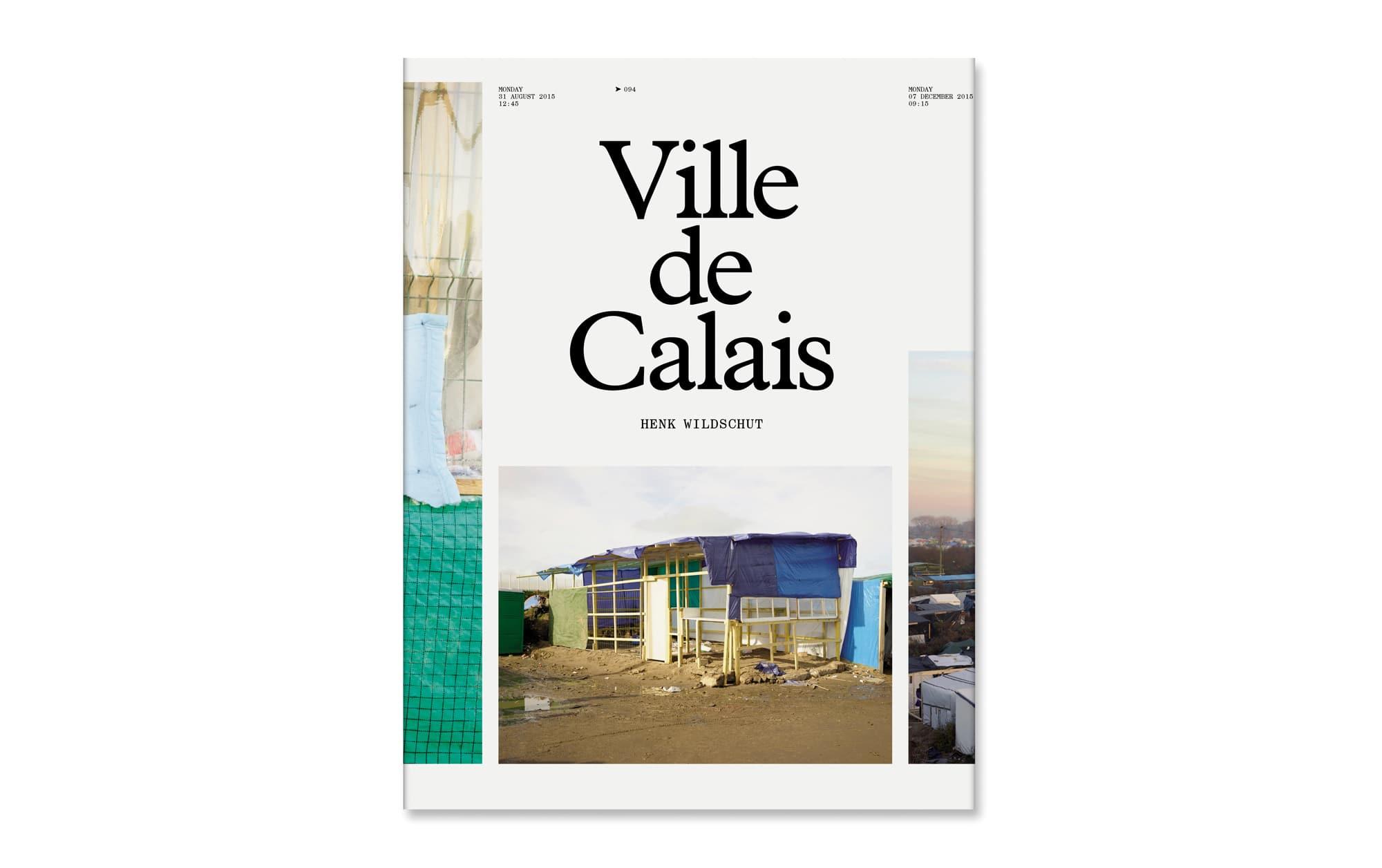 ブックレヴュー『Ville de Calais』ヘンク・ヴィルスフート | Ville de Calais