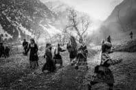 パキスタン 少数民族カラーシャ族