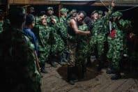 コロンビア革命軍 和平合意前の日々