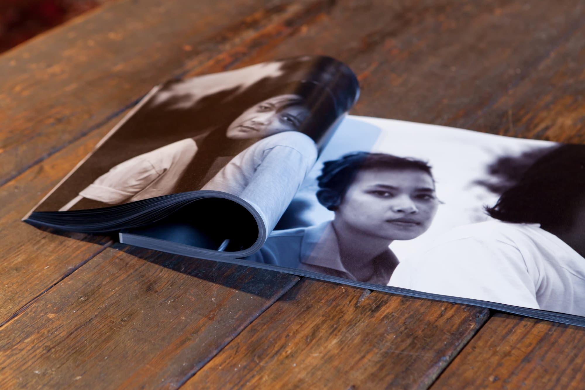 写真は目にしか見えないのか 志賀理江子「Blind Date」 | Blind Date