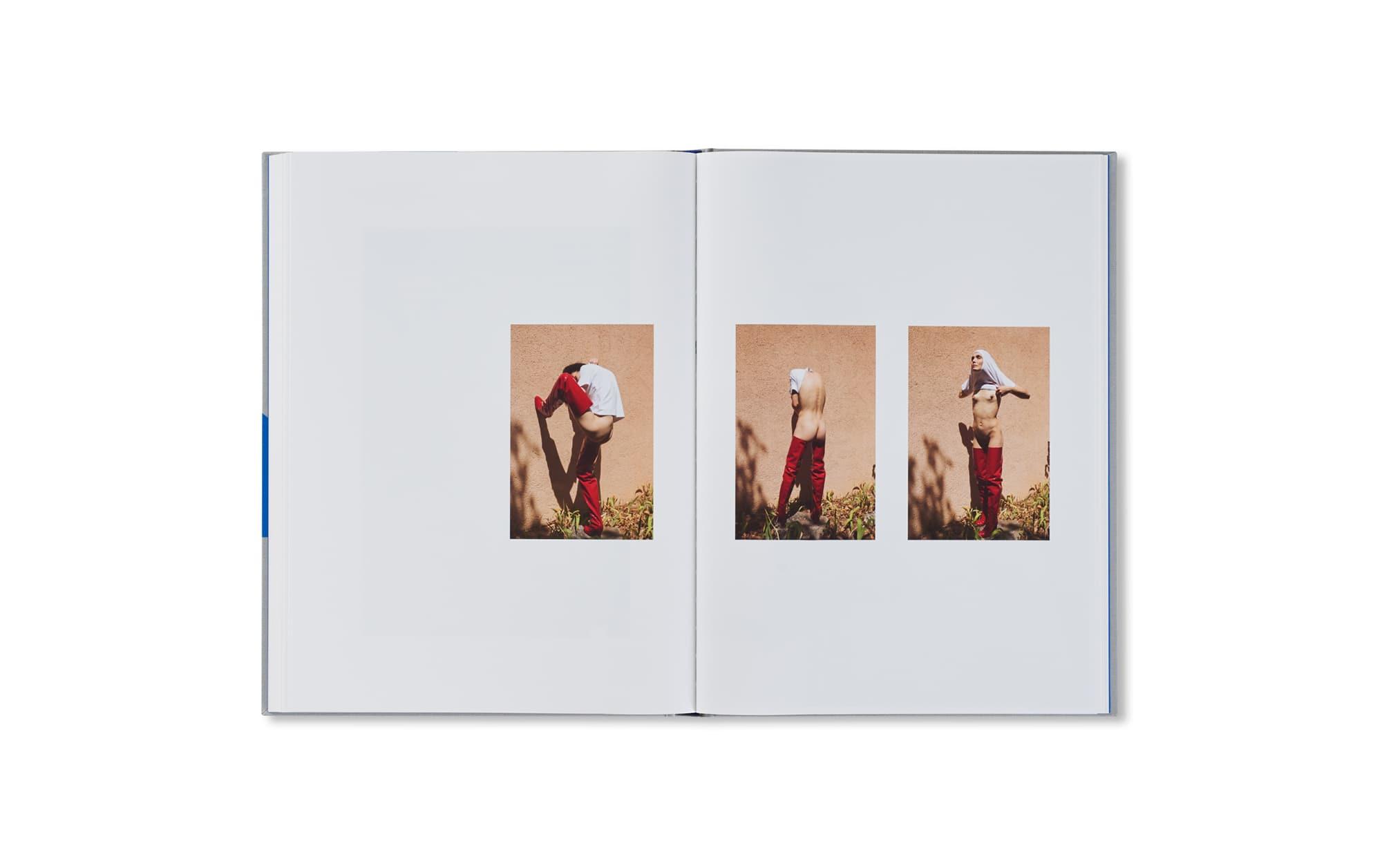 ブックレヴュー『ROXANE II』ヴィヴィアン・サッセン   ROXANE Ⅱ ヴィヴィアン・サッセン 写真集3