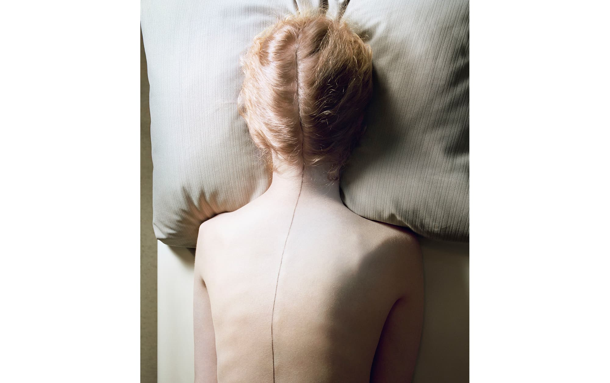 Jo Ann Callis, Untitled, from Early Color, Portforlio, Cinra 1976