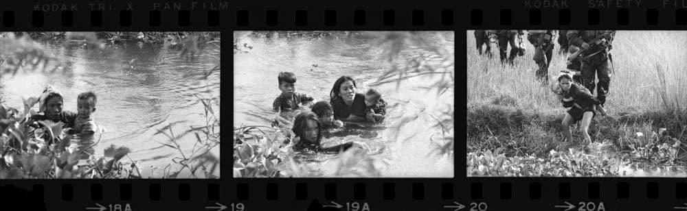 澤田教一、ビンディン省ロクチュアン、1965年