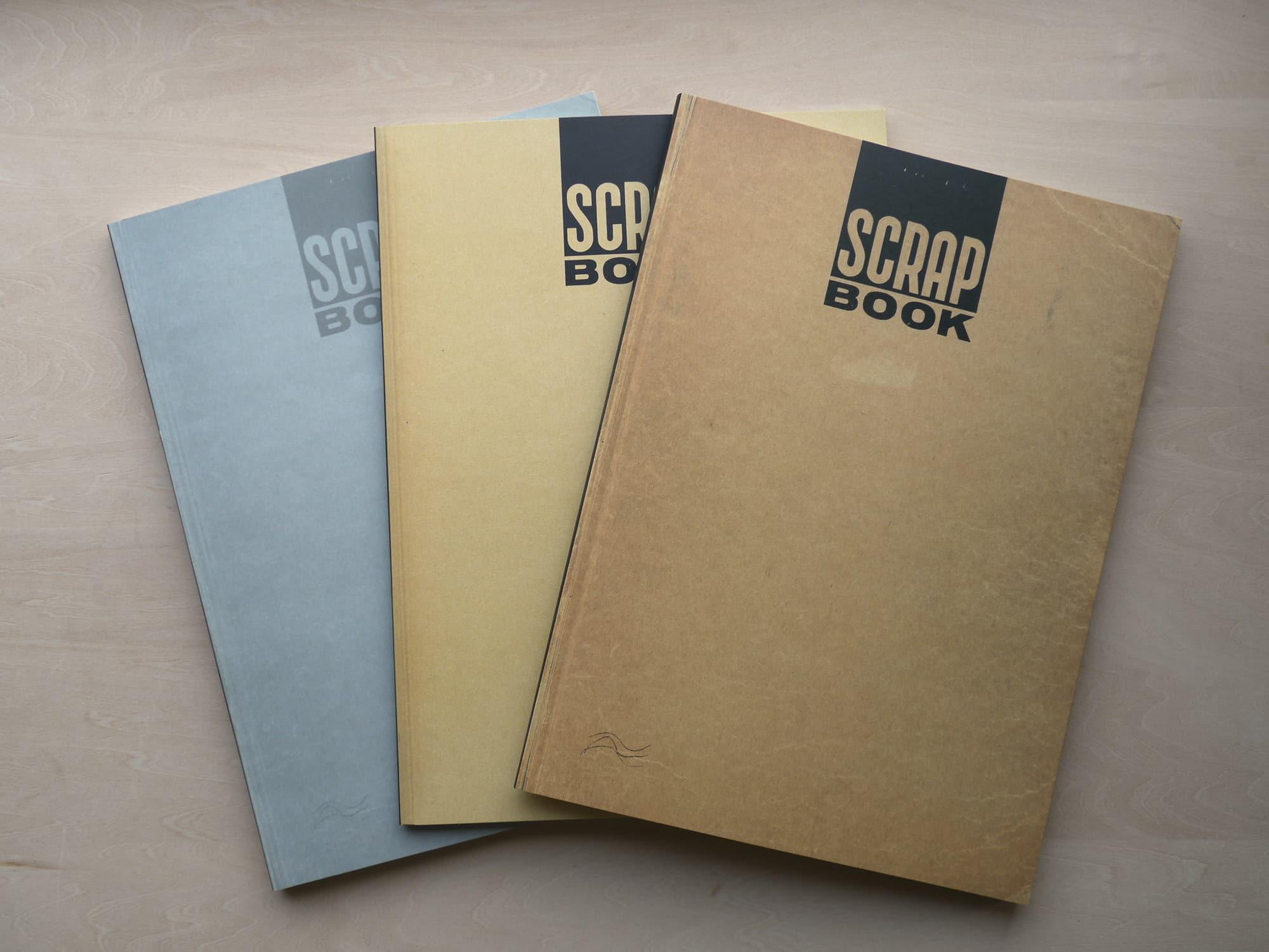 ジェイ・チュン&キュウ・タケキ・マエダ『scrapbook』