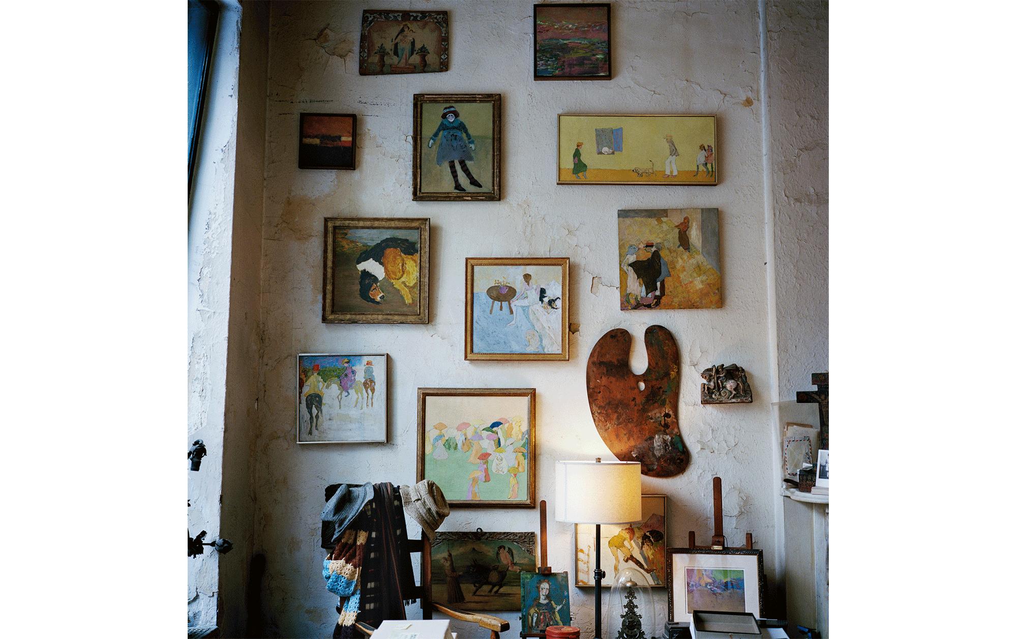 ソール・ライターの部屋