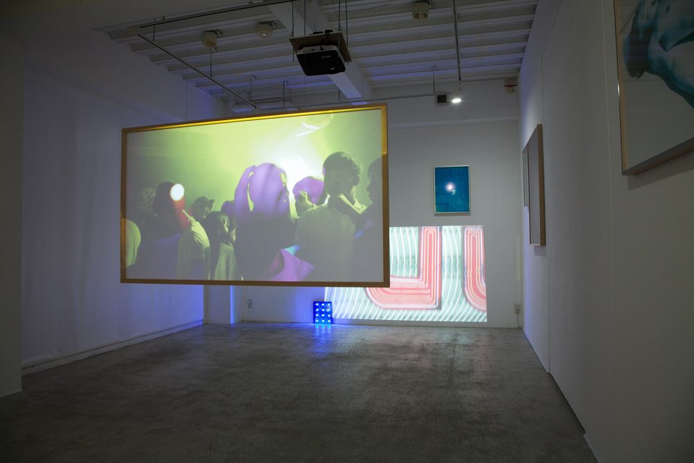 「JJuubbiilleeeee」展示風景、G/Pgallery、東京、2017-18 撮影:細倉真弓 Courtesy of G/P gallery