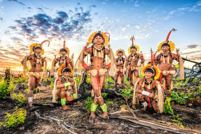 Tribe Walk