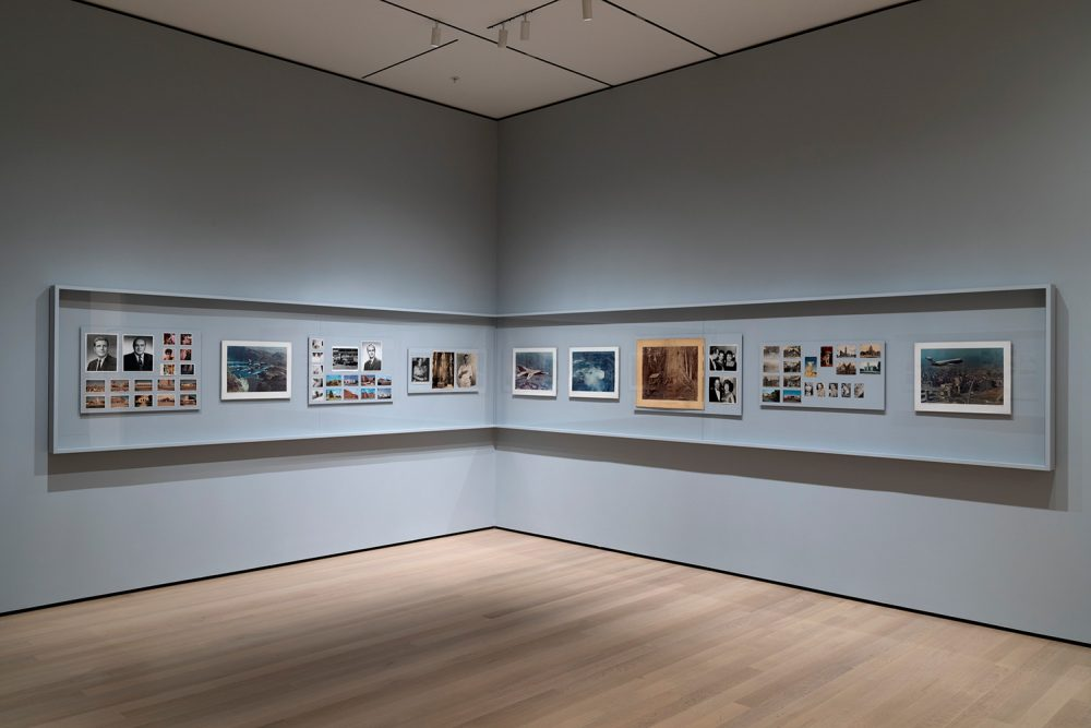 Installation view of Stephen Shore. The Museum of Modern Art, New York, November 19, 2017–May 28, 2018. © 2017 The Museum of Modern Art. Photo: Robert Gerhardt