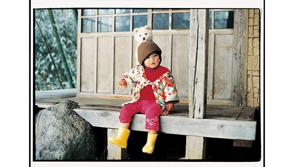川島小鳥Kotori Kawashima