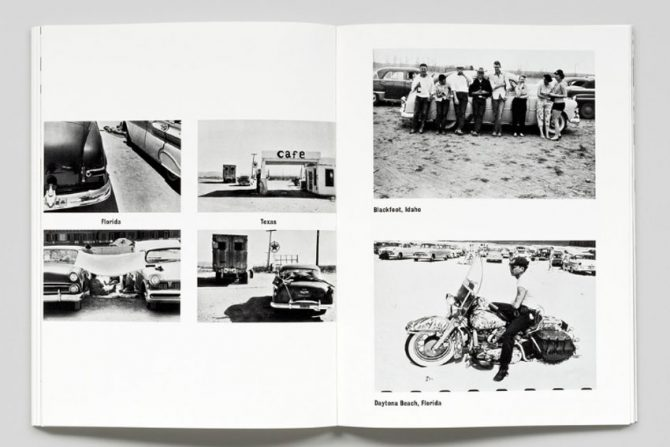 ロバード・フランク『Robert Frank: Lines of My Hand』