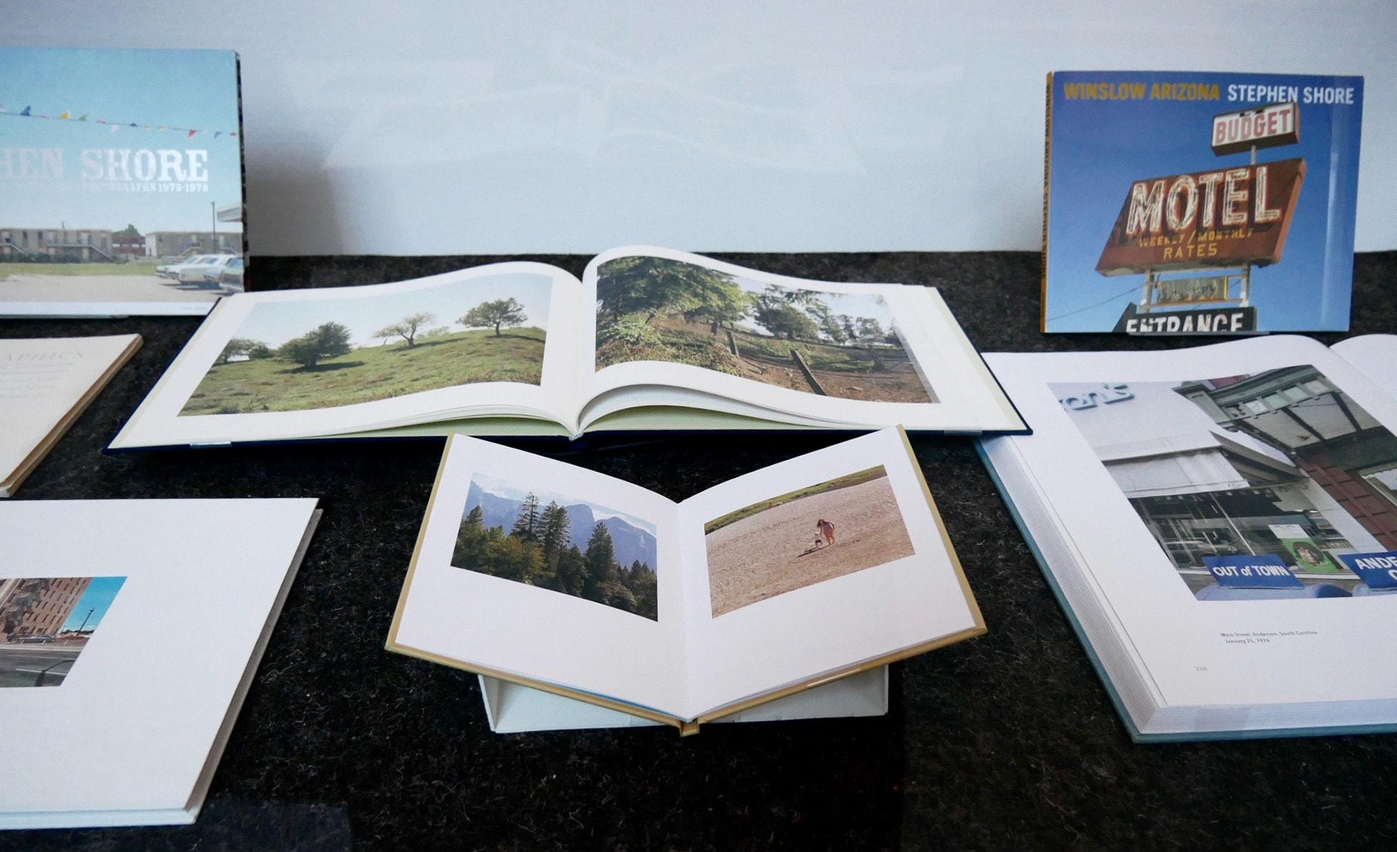 スティーブン・ショアとアメリカ内外の写真家がとらえたアメリカ |