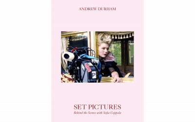 SET PICTURES: Behind the Scenes with Sofia Coppola