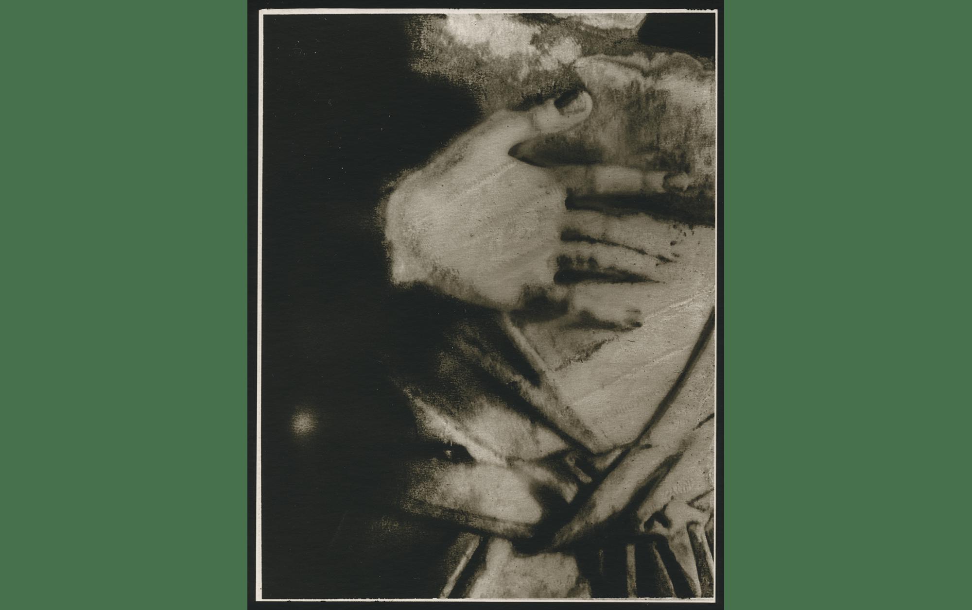 La main gelee, 2000