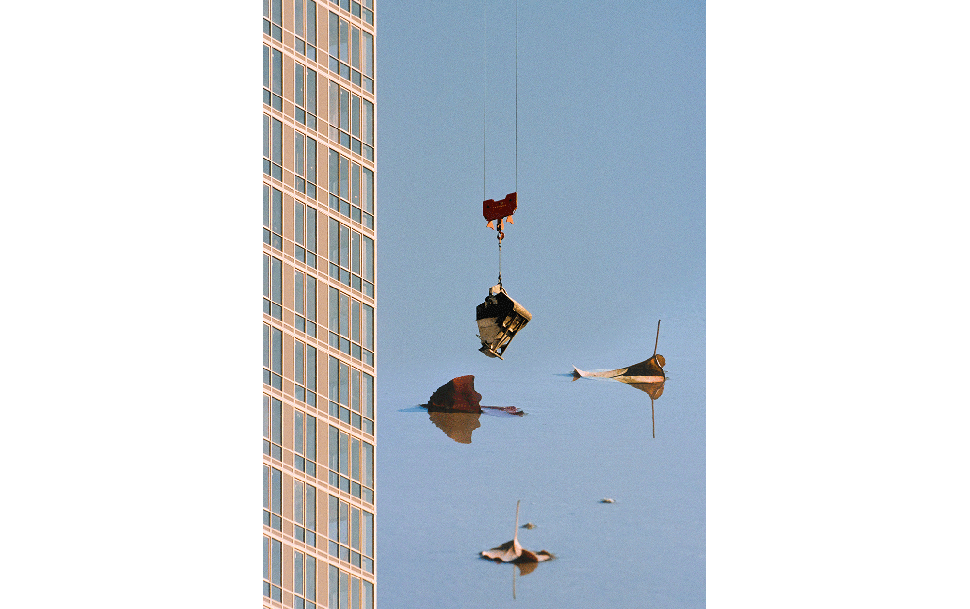 Lic 7, from the series 43 – 35 10th street, 2017 © Daniel Shea