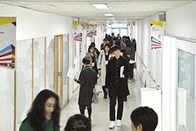 3331 Arts Chiyoda ギャラリーが入居する旧教室