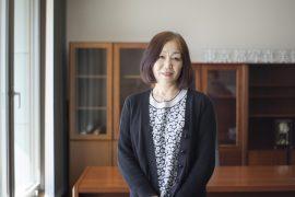 笠原美智子インタビュー