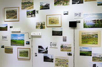 展示風景 1: 飯岡幸子展「永い風景」
