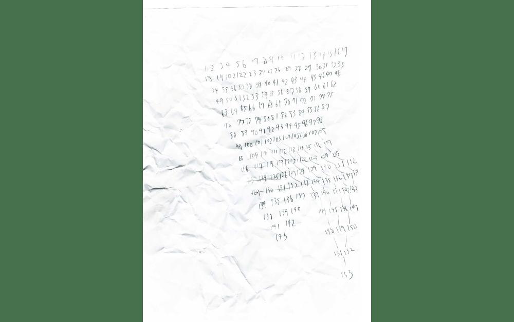 OBLIQUE LINES