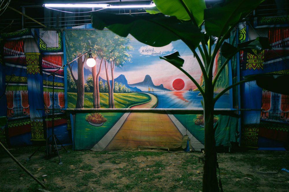 アピチャッポン・ウィーラセタクン《シンクロニシティ》制作風景