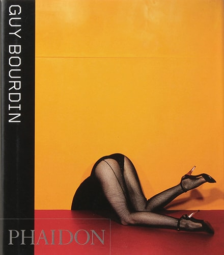 『Guy Bourdin』ギイ・ブルダン(PHAIDON、2011)