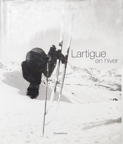 『Lartigue en hiver』ジャック=アンリ・ラルティーグ(Flammarion、2002)