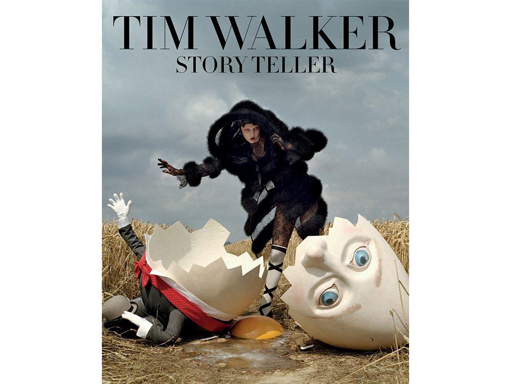 『Story Teller』ティム・ウォーカー(Harry N. Abrams、2012)