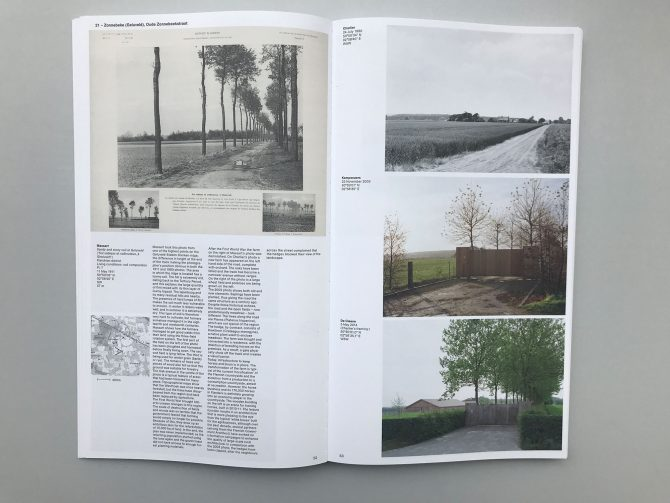 Recollecting Landscapes - Rephotography, Memory and Transformation 1904-1980-2004-2014