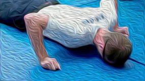 Emilie Brout et Maxime Marion, Lightning Ride, 2017, vidéo UHD, 7'40''. Courtesy Galerie 22,48 m², Paris