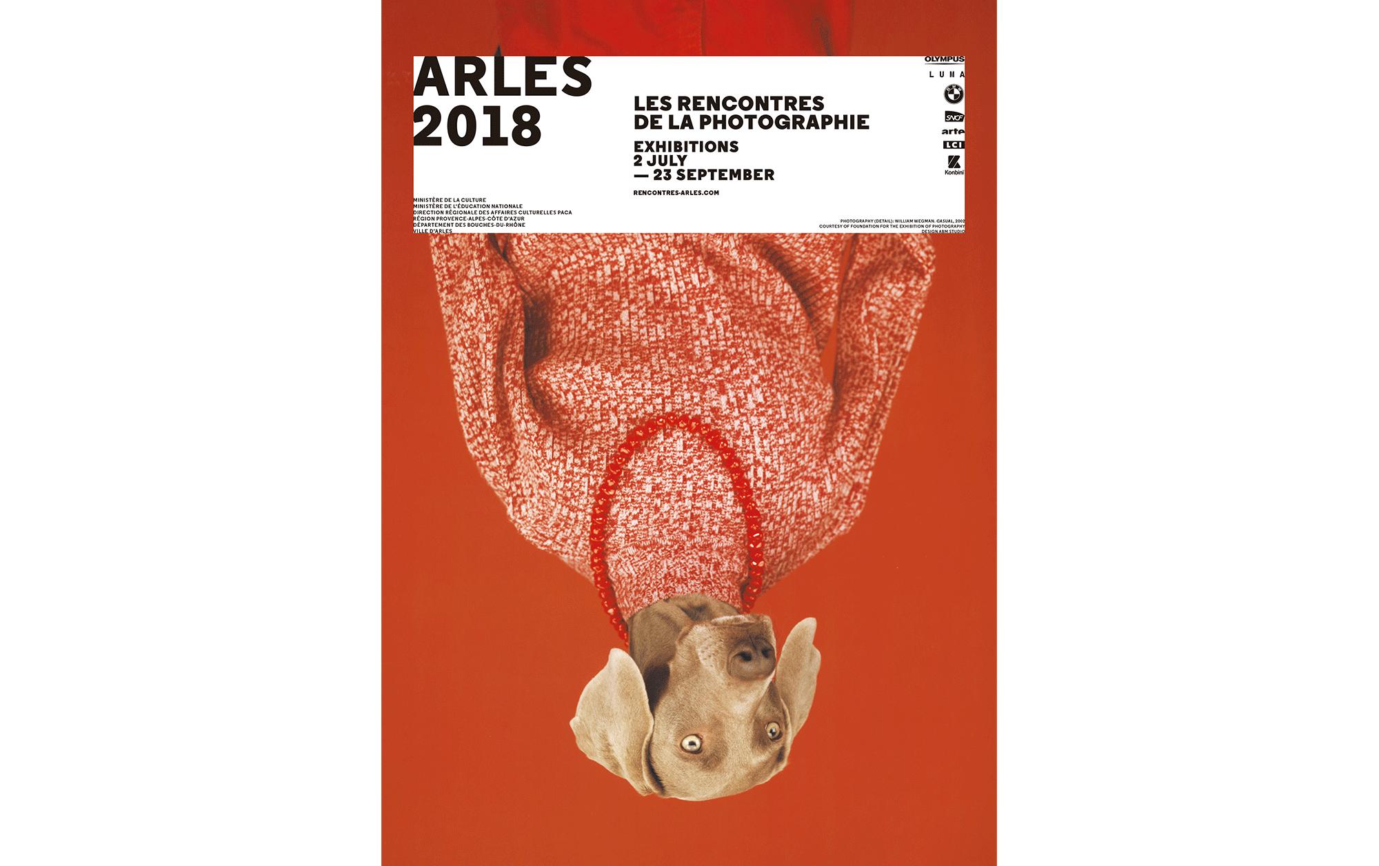 Les Rencontres d'Arles 2018